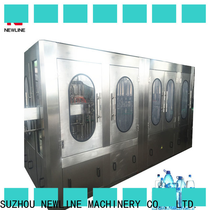 NEWLINE Top mineral water plant machinery suppliers factory for promotion