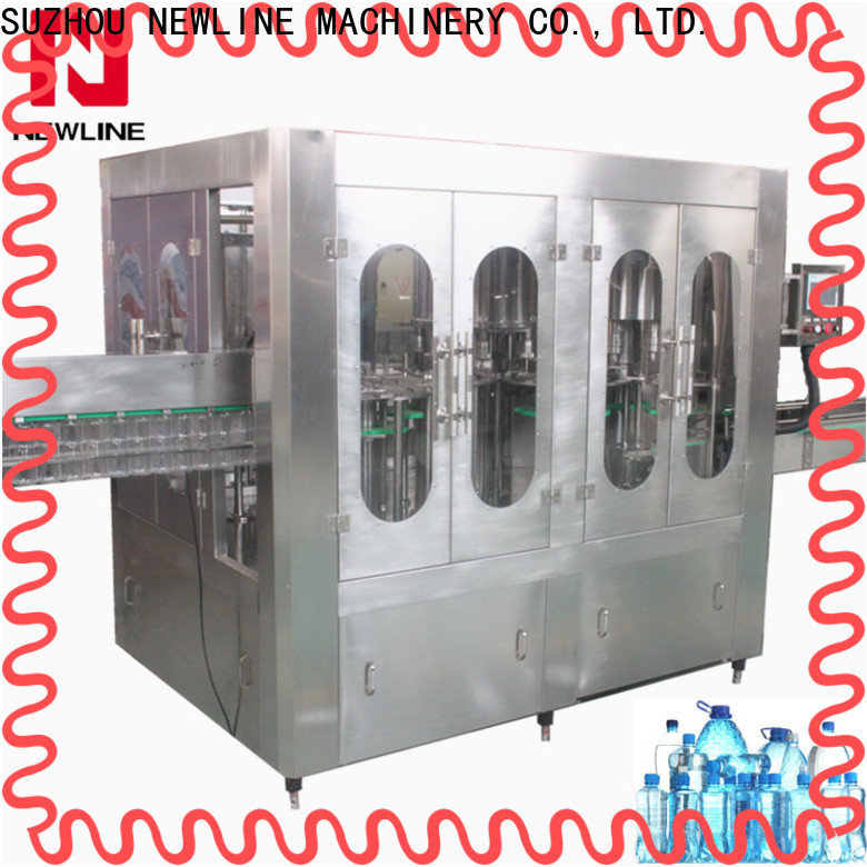 High-quality water bottling plant machinery price for business bulk buy