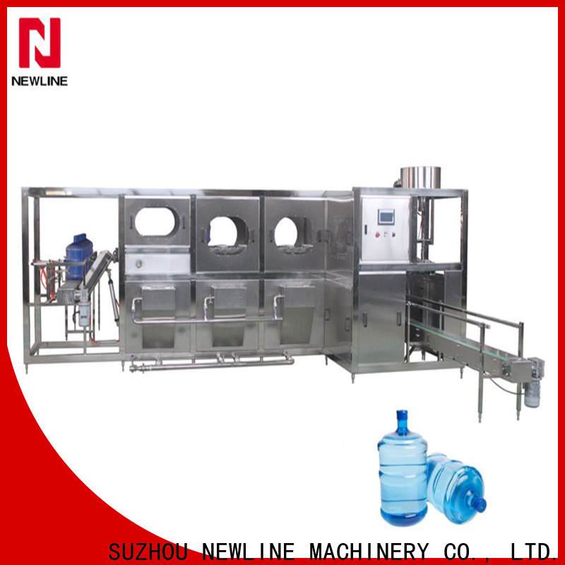 NEWLINE mineral water filling machine manufacturers Supply on sale