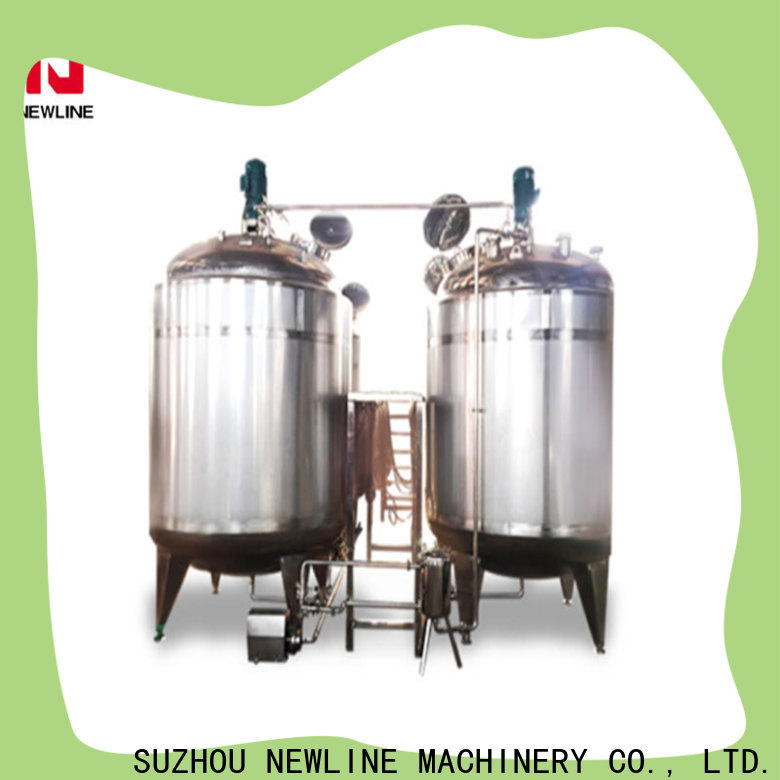 Latest juice mixing tank for business for packaging