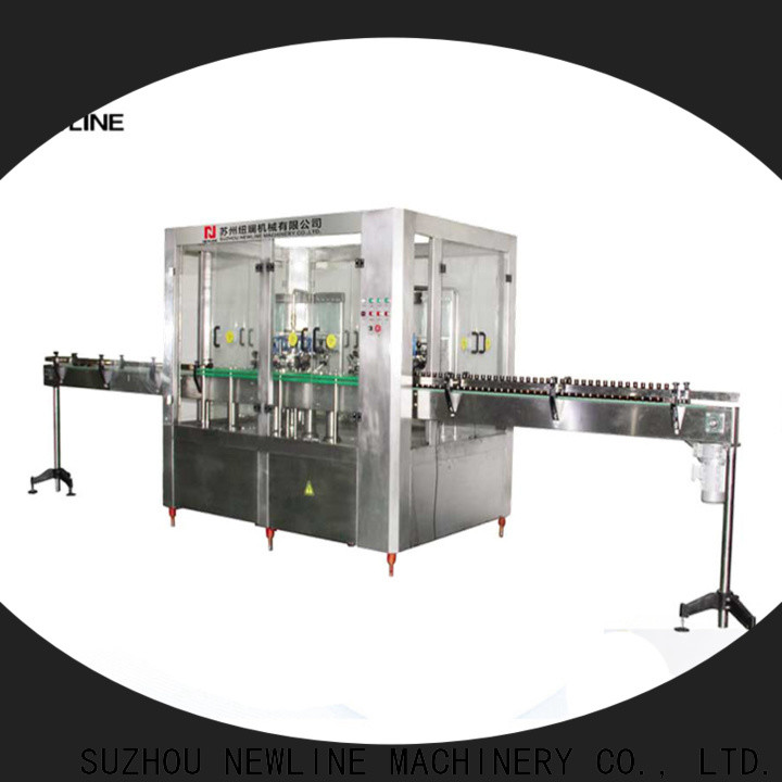 NEWLINE liquid bottle filling machine for business for promotion