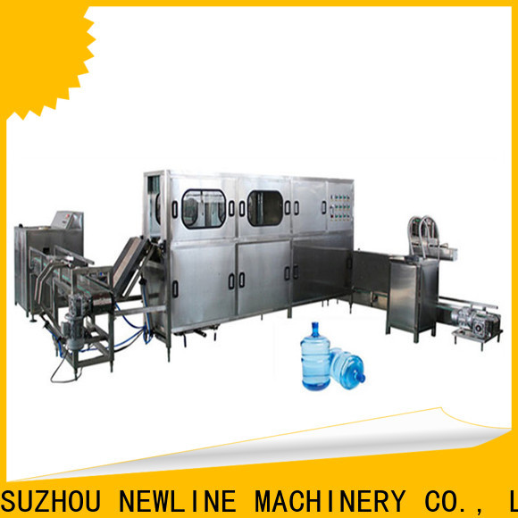 NEWLINE mineral water filling machine manufacturers company for promotion