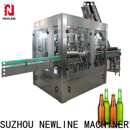NEWLINE Wholesale carbonated drink filling machine Suppliers for promotion