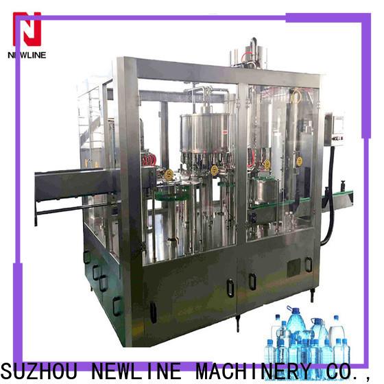 NEWLINE drinking water filling machine manufacturers bulk buy