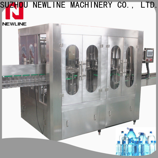 New mineral water jar plant for business for packaging