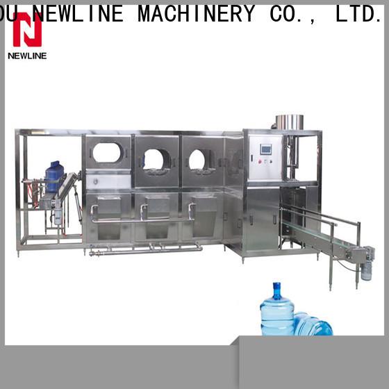 NEWLINE water jar filling machine company for sale