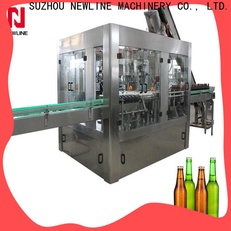 NEWLINE Best carbonated soft drink filling machine Supply bulk production