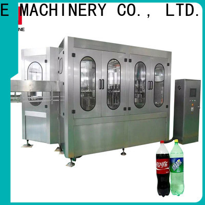 NEWLINE glass bottle filling machine company for sale