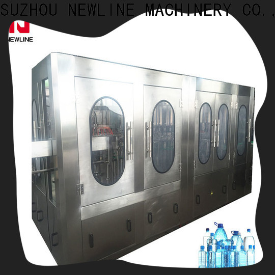 NEWLINE Best bottled water filling machine for sale manufacturers for promotion