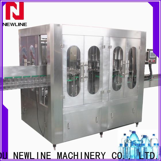 NEWLINE Top drinking water filling machine Supply bulk buy