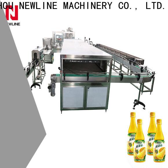 NEWLINE hot filling machine Supply bulk buy