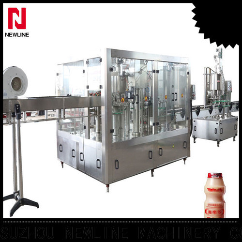 NEWLINE High-quality juice filling machine manufacturers for sale