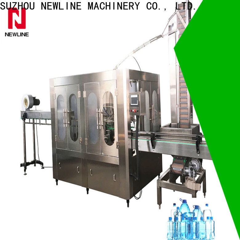 NEWLINE Best mineral water purification plant for business bulk buy