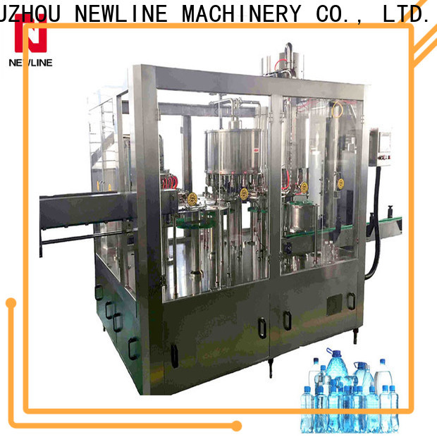 NEWLINE small water bottling plant price manufacturers for promotion