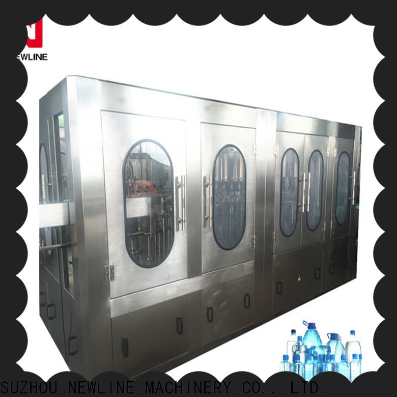 NEWLINE Top water purifying plants machine price manufacturers bulk production