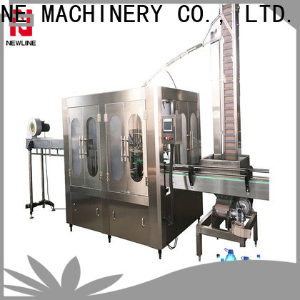 NEWLINE mineral water unit Suppliers bulk production
