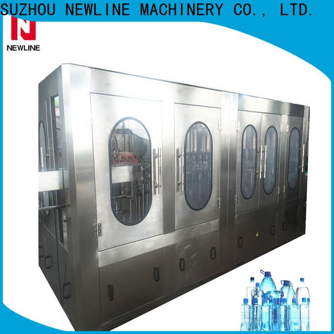 NEWLINE Latest drinking water plant machine price Supply bulk buy