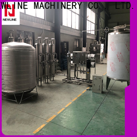 NEWLINE ro water treatment plant factory for sale