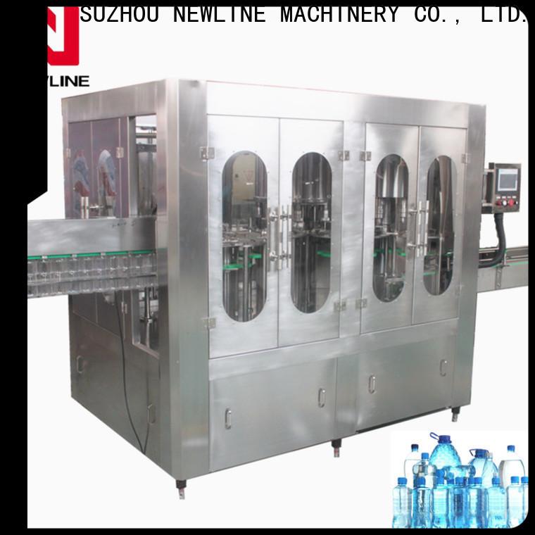 NEWLINE Best mineral water equipment Supply on sale