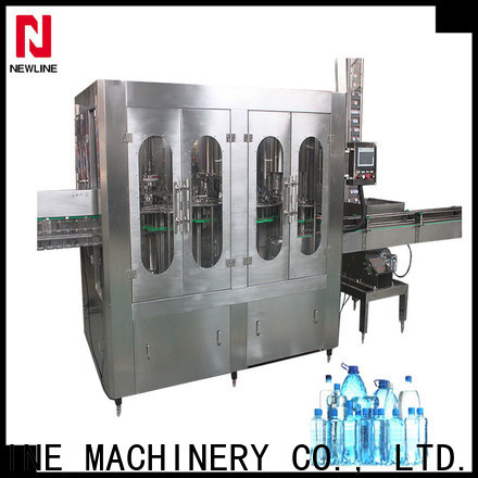 NEWLINE Custom filling machine Supply bulk production