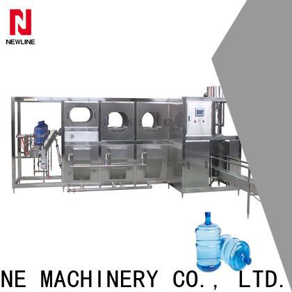 Newline jar filling machine factory for promotion