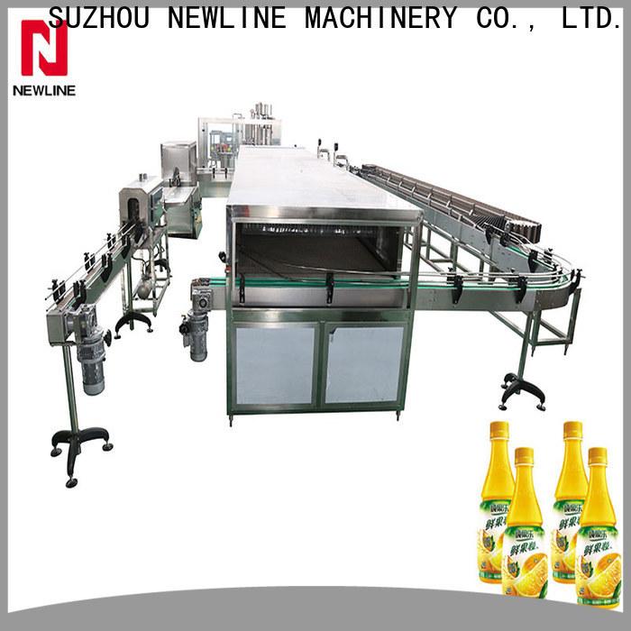 NEWLINE Newline beverage filling machine Suppliers on sale