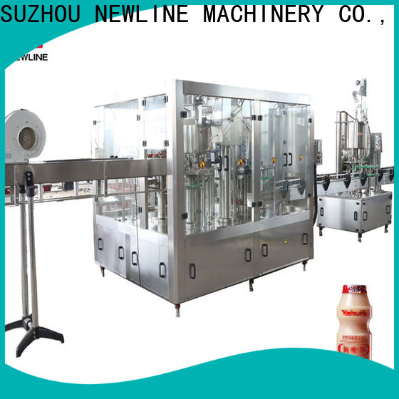 NEWLINE automated filling machine for business for promotion