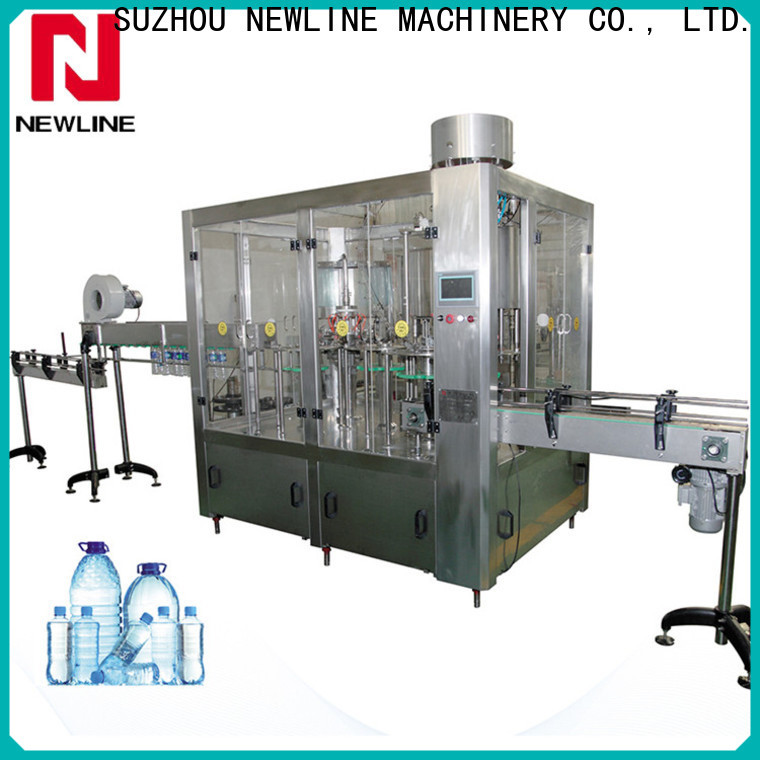 NEWLINE water bottling plant cost for business for promotion