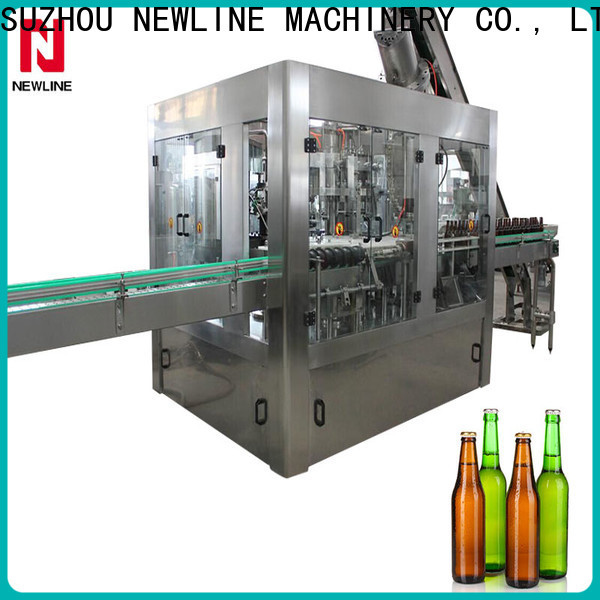 New soda water filling machine company for packaging