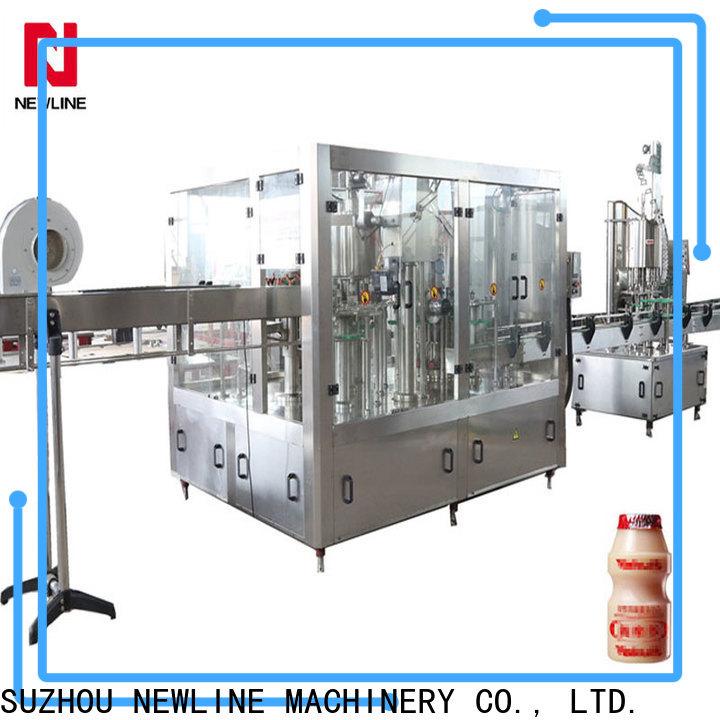 NEWLINE Best hot liquid filling machine factory for packaging