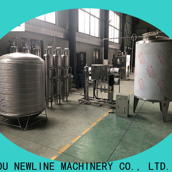 NEWLINE Custom ro water treatment plant manufacturers for promotion