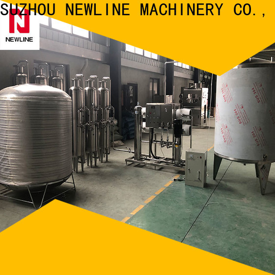 NEWLINE Best ro treatment plant factory for sale