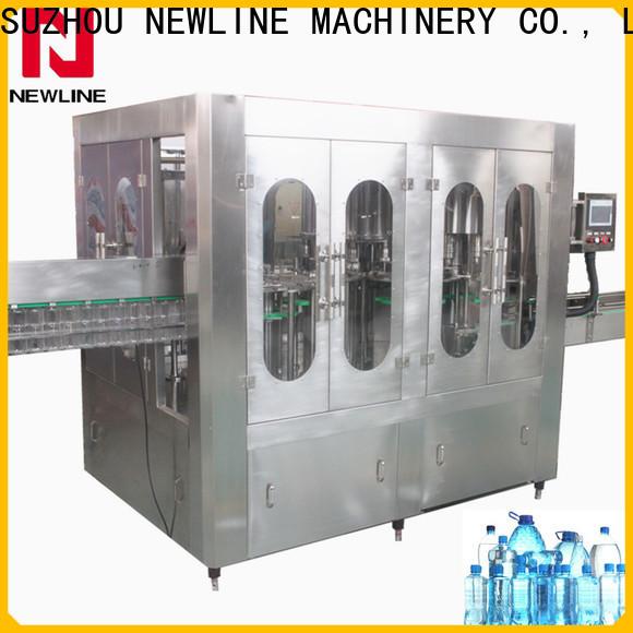 NEWLINE water glass filling machine manufacturers bulk buy