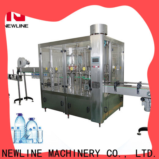 Newline 20 liter water bottle filling machine company for promotion