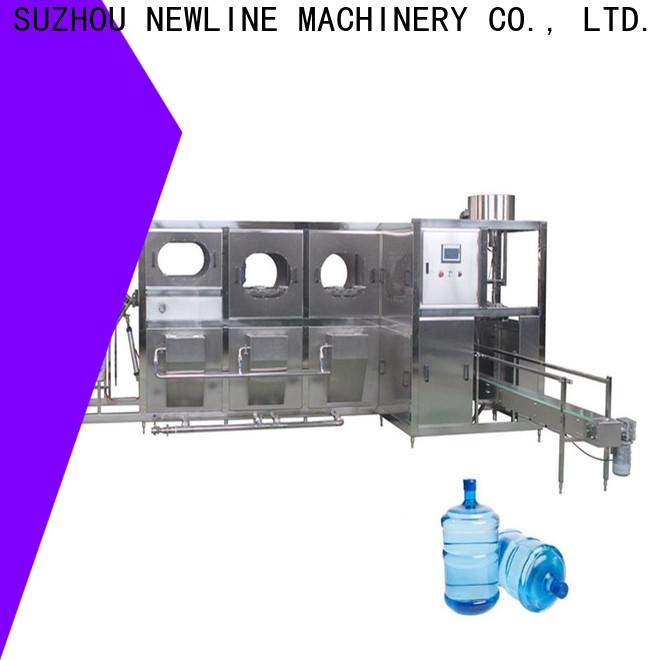 NEWLINE 20 liter water bottle filling machine company for sale