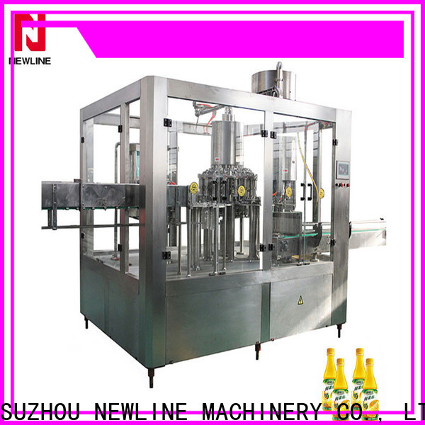 NEWLINE liquid filling machine for business for promotion