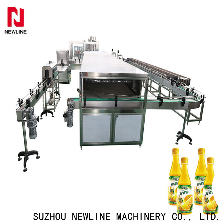 NEWLINE Top liquid filling machine factory for promotion
