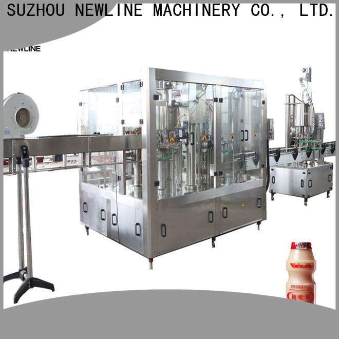 NEWLINE juice bottling machine factory bulk buy