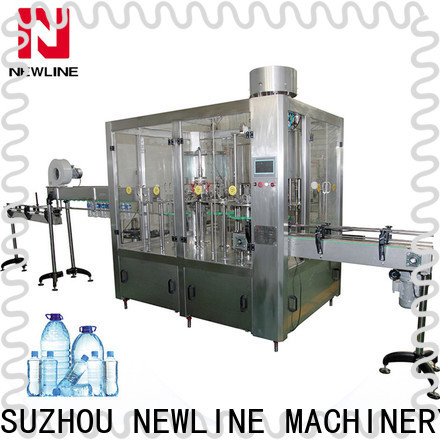 NEWLINE water bottle sealing machine price Suppliers for sale
