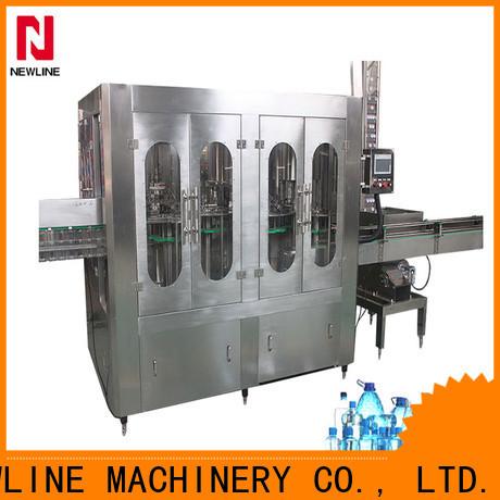 NEWLINE Latest filling machine company for sale