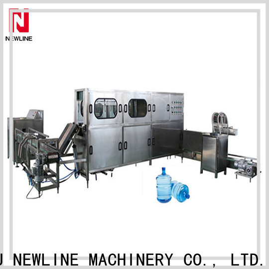 NEWLINE auto bottle filling machine Supply for packaging