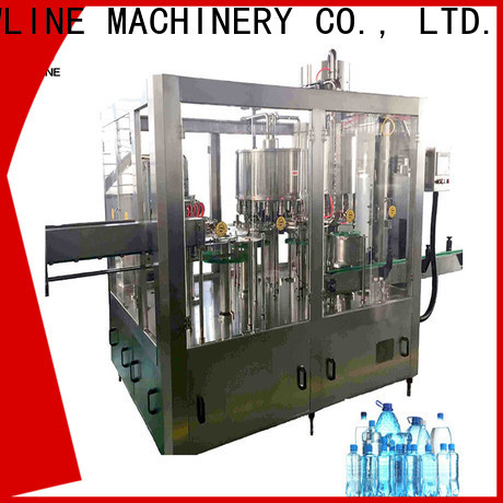 NEWLINE Newline water bottling equipment suppliers company for sale