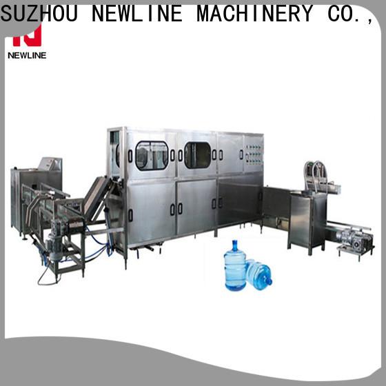 Custom 20 liter water bottle filling machine for business bulk buy