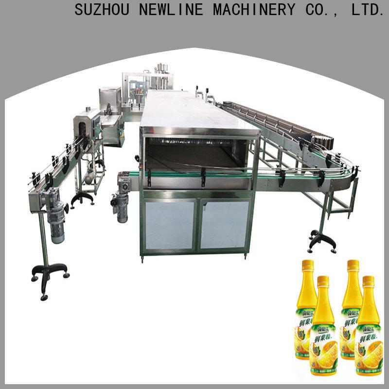 NEWLINE automated filling machine company bulk buy