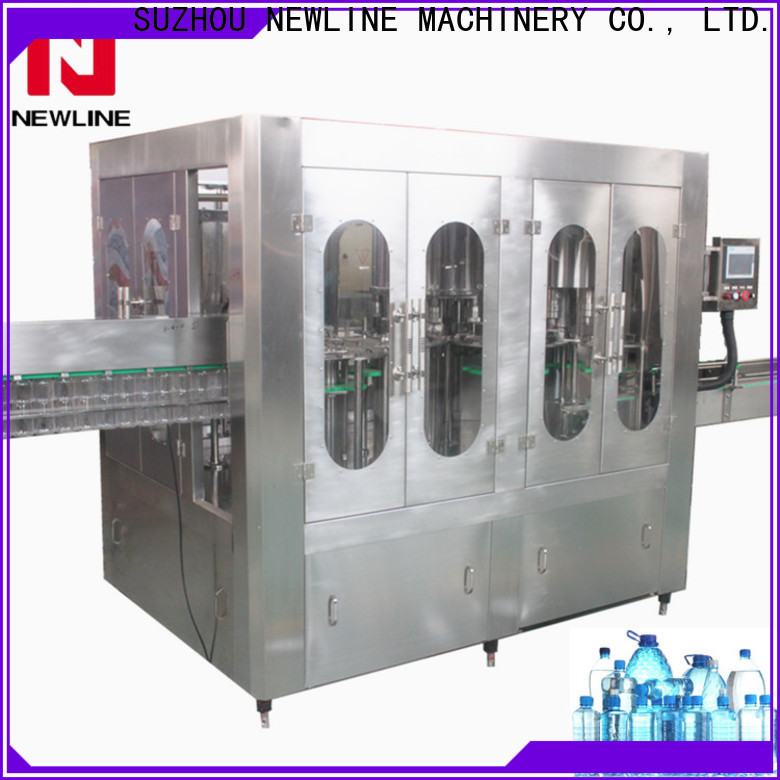 Newline mineral water project for business for sale