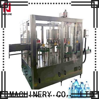 NEWLINE semi automatic bottle filling machine manufacturers bulk production