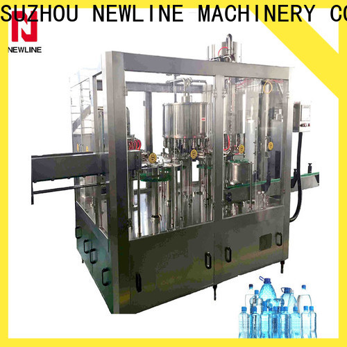 Best pet bottle filling machine price company for packaging