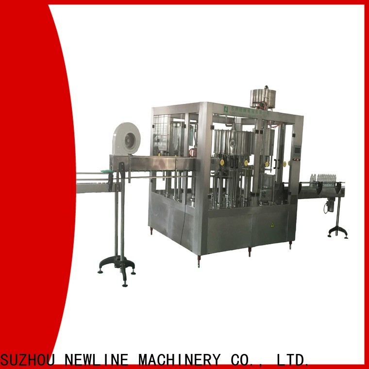 NEWLINE filling machine for business for promotion