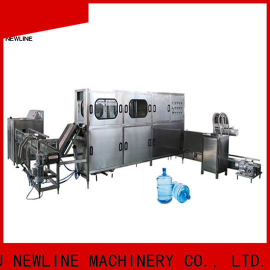Custom water jar filling machine factory for packaging