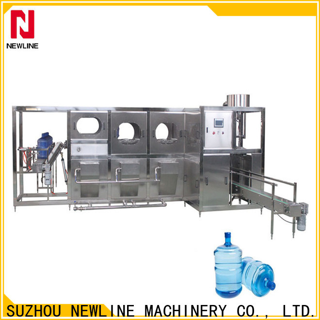 NEWLINE Best auto bottle filling machine for business for sale